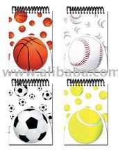 Sport Series Notepad