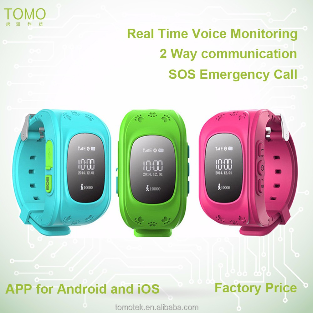 2016 new design cheapest wrist tracker watches for kids mobile watch phones device