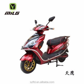 2016 1500W electric motorcycle wheel 50cc with 72V 30AH lead acid battery for adult