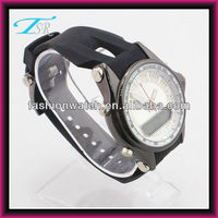2013 shenzhen export to USA and Europe market high end large case digital quartz cheap sport watch