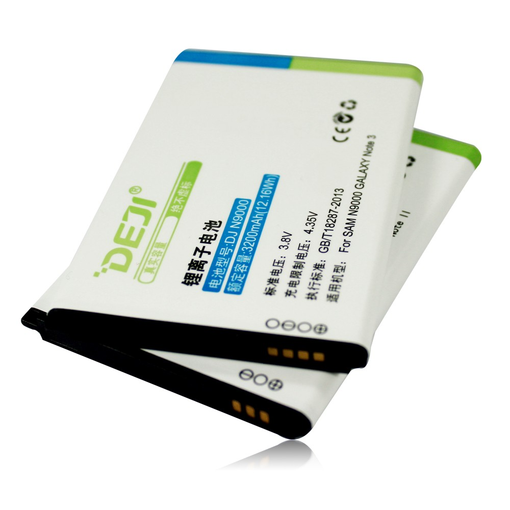 2015 high quality battery for Samsung mobile N9000 battery galaxy note 3 free samples battery