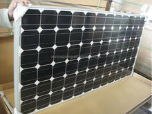 Commercial High Efficiency Solar Energy Panels 195W