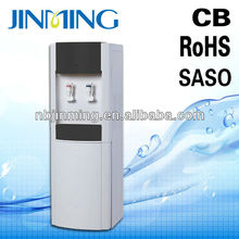 Compressor China hot&cold best hot selling stainless steel mineral magic water dispenser glass beverage dispenser