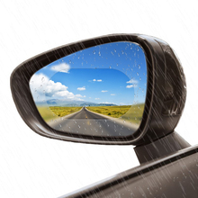 New!Products Automobile Rain-proof Rearview mirror Anti Fog Film Water Resist Rain Proof Film