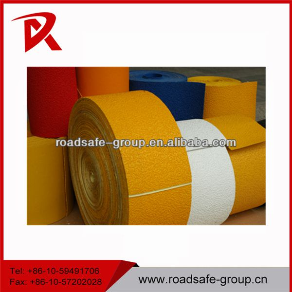 Thermoplastic glass beads reflective marking road adhesive tape