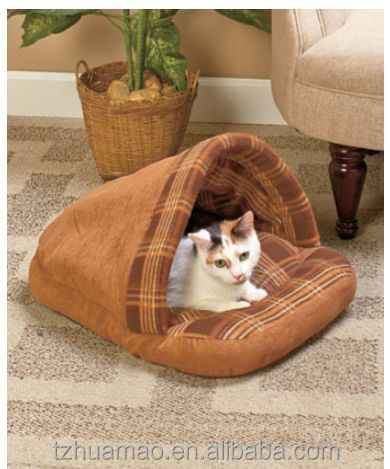 Shoe shaped pet bed special dog and cat bed for small pet