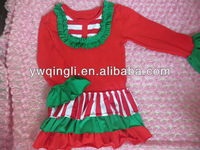 super design dress blouse 100% cotton baby bib collar top hot red top in dress
