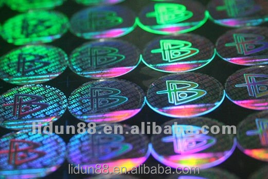 Aliababa new arrival Custom hologram sticker printable hologram sticker hologram manufacturers