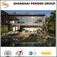 Professinal design fast construction low energy cost green prefabricate luxury villa