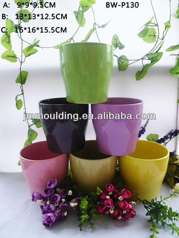 Jarrones de porcelana china de cer mica de flores macetas - Macetas de porcelana ...