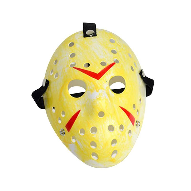 Halloween cosplay costume Porous Mask Jason Voorhees Friday The 13th Horror Movie Hockey Mask