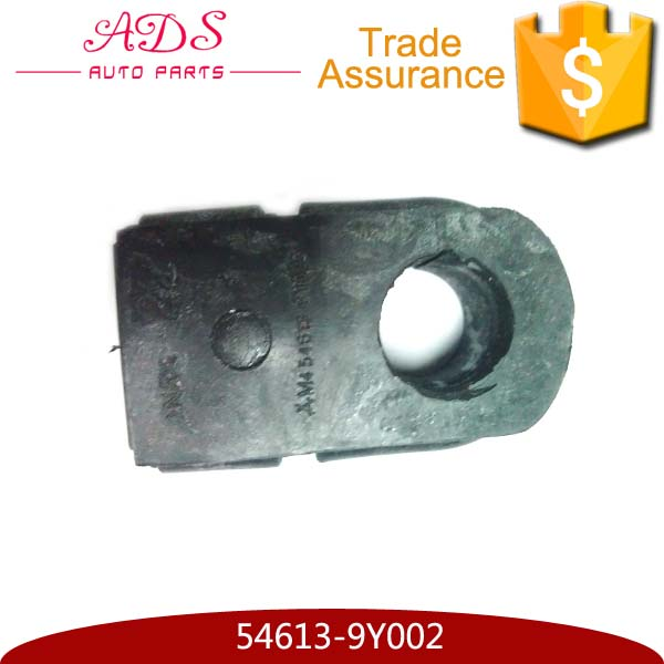 Advanced car chassis parts front axle rubber stabilizer bushing for Japanese car OEM:54613-9Y002