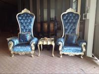 The King Chair throne chairs alice chairs