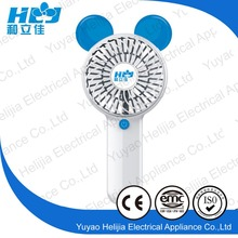 Electric Rechargeable USB Mini handle Fan