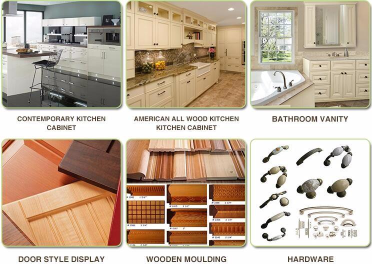 Best sale 2017 home depot modular pvc kitchen cabinets in - Prefab kitchen cabinets home depot ...