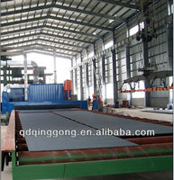 automobile hub polishing and peening machine manufacturer/factory from Qingdao China