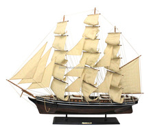 """CUTTY SARK"" British historical tall ship model"