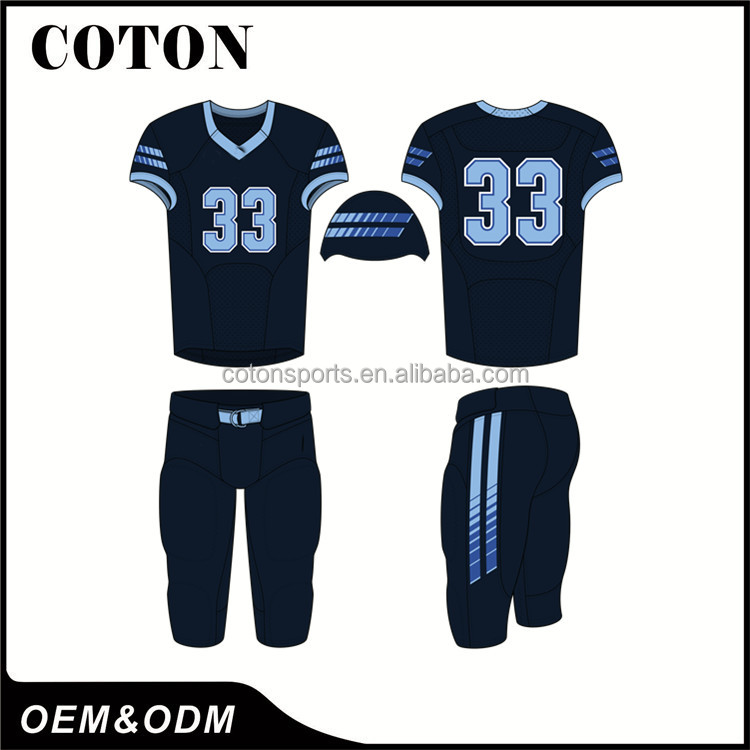 good quality wholesale womens american football jersey OEM
