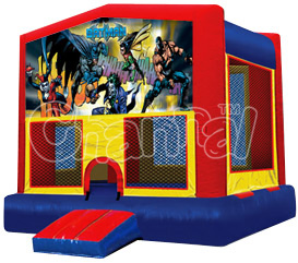 Batman Theme Jumper 2016 New Inflatable Playground Arena Bouncer for Kids