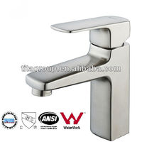 Single Lever Basin Faucet Brushed Nickel