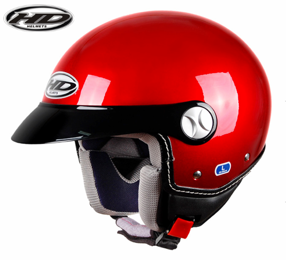 HD scooter helmet,open face helmet,half face helmet with ECE approved HD-592