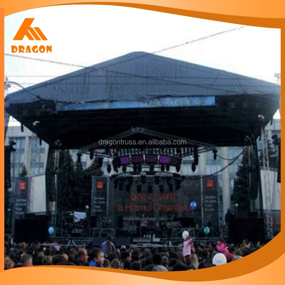 New Design heavy duty stage lighting truss frame