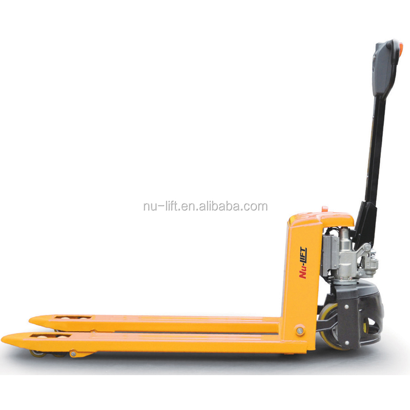 Semi-electric Pallet Truck 1.5Tonne Capacity