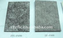 Activated carbon filter fabric