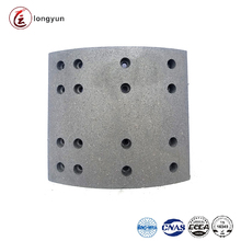 Free sample international trucks drum brake parts brake lining