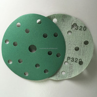 "6"" Velcro Sunmight sanding discs for polishing cars"