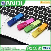 OTG well -known all over the world top quality supply special design for USB flash drive Top selling cheapest metal