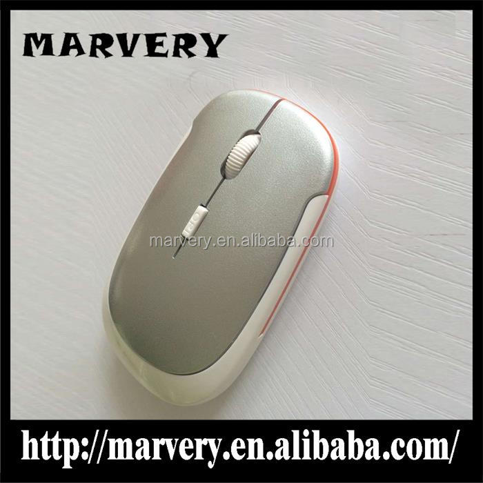 Best selling colorful mouse with wireless mouse rf2.4g