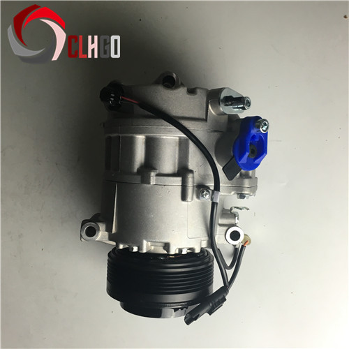 Auto Conditionering Compressor AC Compressor For B M W X5 PK5 115MM <strong>12V</strong> <strong>R134a</strong>