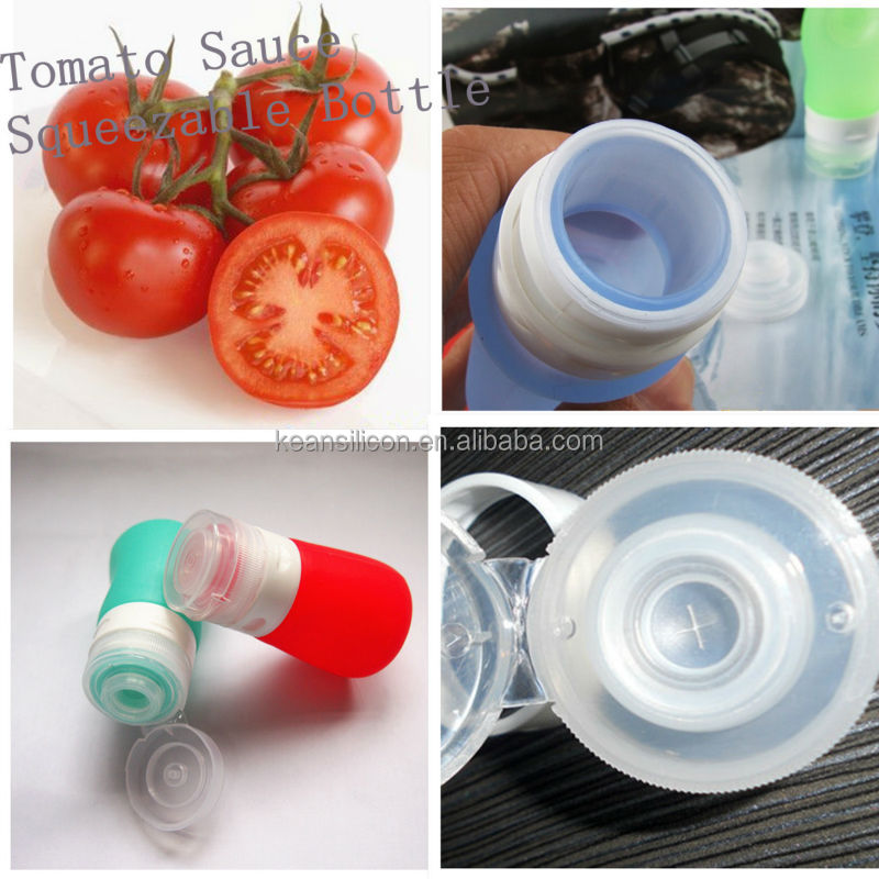 hand soap pet bottle Soft Travel Bottle sauce squeeze tube,packaging squeeze tubes comely perfume bottle