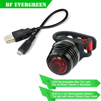 Good quality cheap bicycle rear light for sale