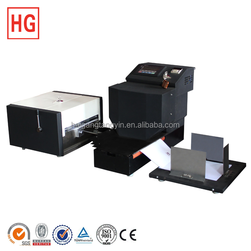 Trade assurance supplier holographic printer