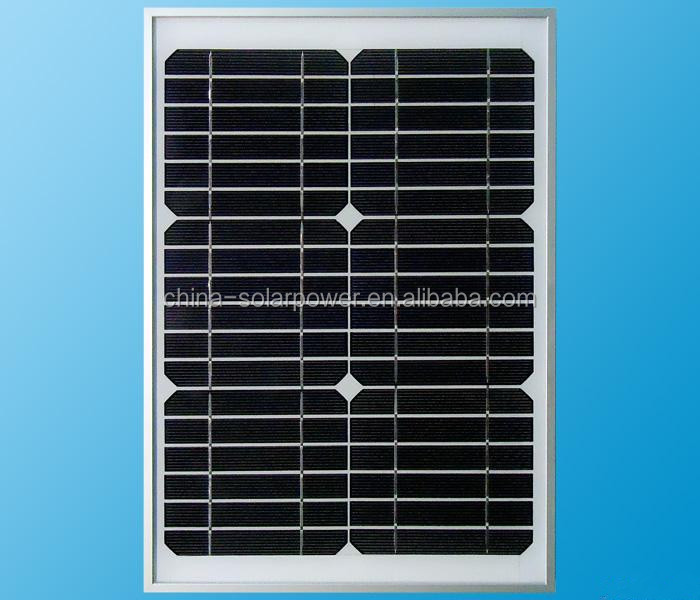 1W 2W 3W 4W 5W 6V Small Size Solar Panel for Toys & Mobile Charger