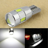 parking HID White CANBUS T10 W5W 5630 6-SMD Car Auto LED Light Bulb Lamp 194 192 158 automobiles car-styling Free Shipping