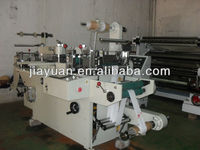 Blank Printed Adhesive Label Die Cutting Machine
