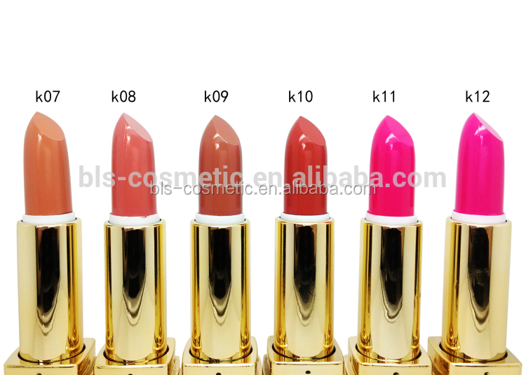 Matte Lipstick Brand Name Red Tube Makeup