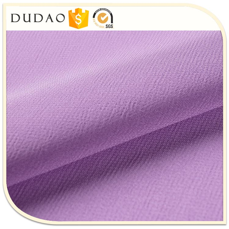 Best Selling High Quality ruched chiffon fabric