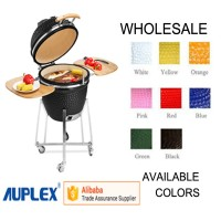 Top-Rated Supplier Auplex Kamado Wholesale Barbecue Barbeque Bbq unique charcoal grills