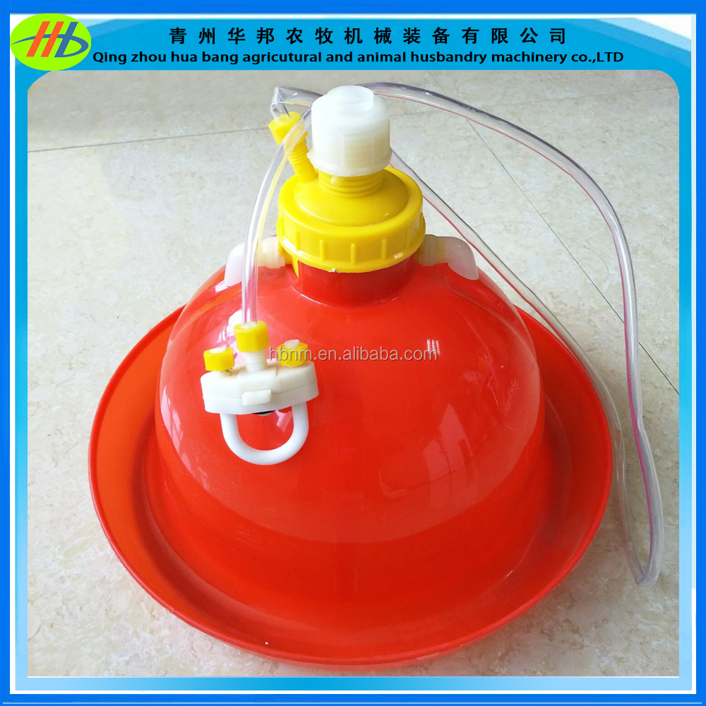 made in china good quality poultry plasson chicken drinker for chicken farm house