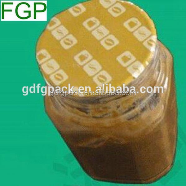 High quality heat induction seal liner for health food jar made in China