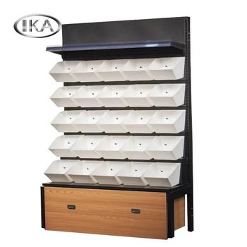 Portable Exhibition Shelves : Craft show shelves display nobailout