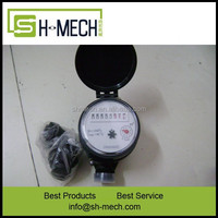 Types of water meters