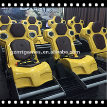 Hottest truck mobile 5D cinema theater 5D 4D simulation cinema