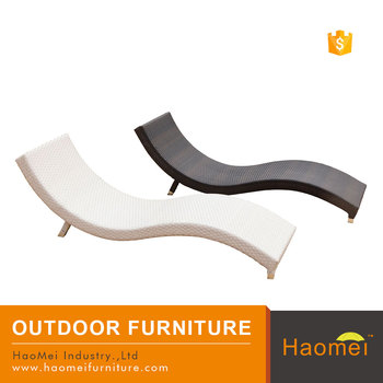 best pool backrest metal frame chaise lounge