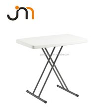 Factory price Plastic Height Adjustable Folding laptop Table for children