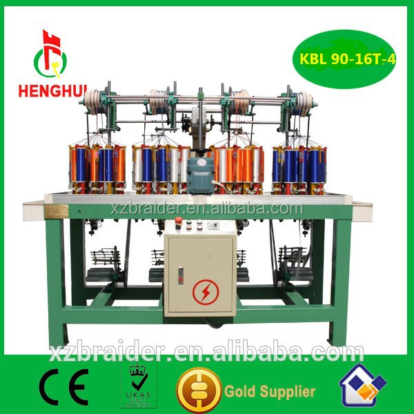 2015 High Speed Shoe Laces Braiding Machine and Making Machine Supply to NIKE/ADIDAS/NEW BALANCE Manufacturer